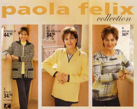 paola felix news 2004 bis 2005. Black Bedroom Furniture Sets. Home Design Ideas